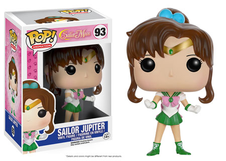 Pop! Anime: Sailor Moon Jupiter funko