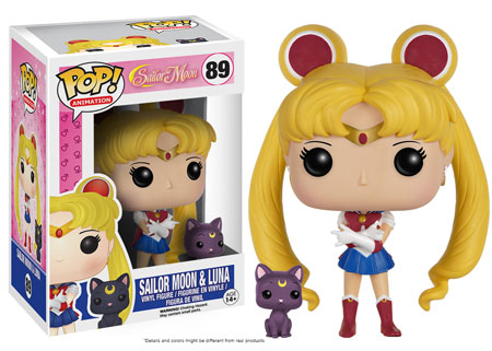 Pop! Anime: Sailor Moon funko