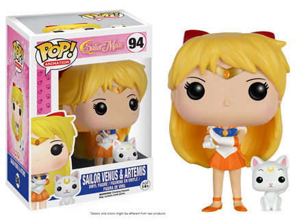 Pop! Anime: Sailor Moon - Sailor Venus funko