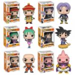 6 nouvelles POP! Dragon Ball