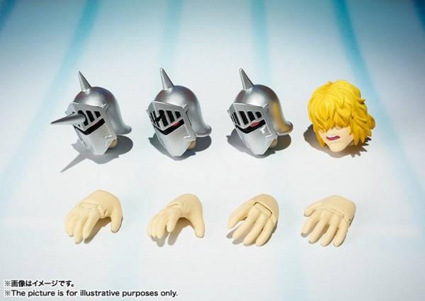 S.H.Figuarts Kinnikuman Warsman & Robin Mask OCE