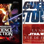 Générations SF et Star Wars vue de France à Paris Comics Expo