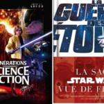 Générations SF et Star Wars vue de France à Paris Comics Expo