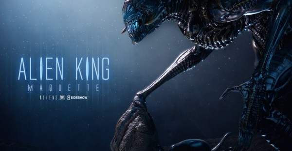 Sideshow King Alien