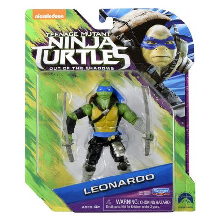 Leonardo figurine Ninja Turtles 2 - Teenage Mutant Ninja Turtles: Out of the Shadows - tortue ninja 2