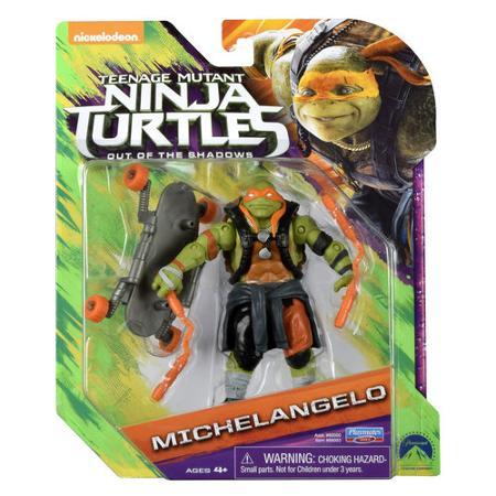MIKE figurine Ninja Turtles 2 - Teenage Mutant Ninja Turtles: Out of the Shadows - tortue ninja 2