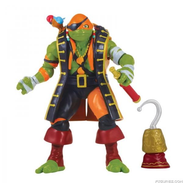 MIKE PIRATE figurine Ninja Turtles 2 - Teenage Mutant Ninja Turtles: Out of the Shadows - tortue ninja 2