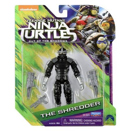 shredder figurine Ninja Turtles 2 - Teenage Mutant Ninja Turtles: Out of the Shadows - tortue ninja 2