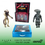 La figurine Alien Queen Super7 révélée