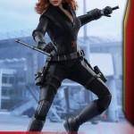 Black Widow Captain America  Civil War par HOT TOYS