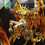 SAINT SEIYA Myth Cloth EX : AIOLOS du SAGITTAIRE Soul of Gold en images