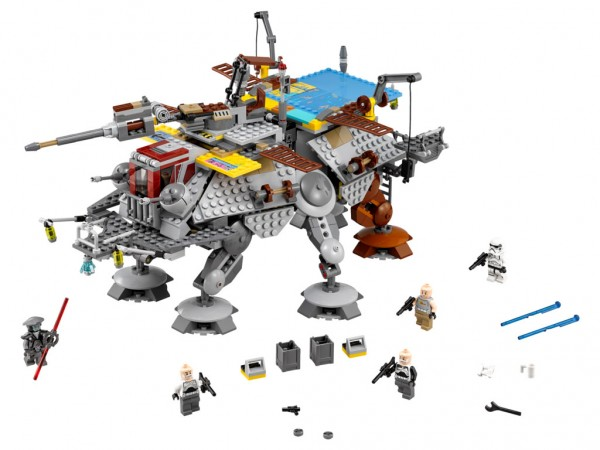 75157 Captain Rex's AT-TE Walker