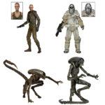 NECA – Alien : les figurines de la série 8