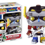 Nouvelles figurines Funko : Voltron, Ferris Bueller, Scott Pilgrim