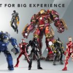 Figurines Iron Man : Comicave enterre la concurrence