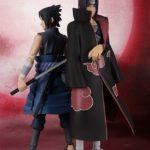 S.H.Figuarts Uchiha Itachi et Uchiha Sasuke  – NARUTO Shippuden