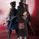 S.H.Figuarts Uchiha Itachi et Uchiha Sasuke  - NARUTO Shippuden