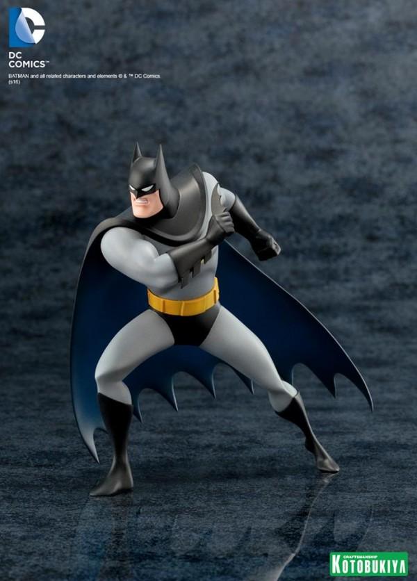 DC Comics Batman Animated ARTFX+ Statue
