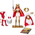 She-Ra – Barbie – Exclu SDCC 2016 – toutes les images