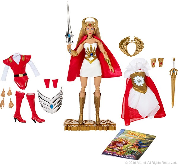 She-Ra - Barbie - Exclu SDCC 2016