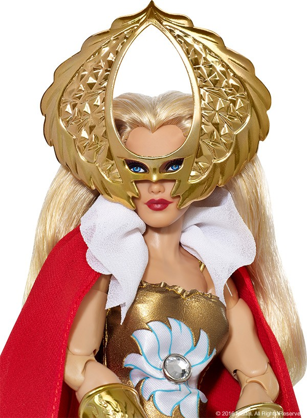 She-Ra - Barbie - Exclu MOTU SDCC 2016 MATTEL MATTYCOLLECORS