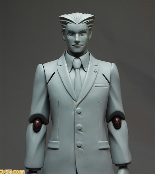 Figma Phoenix Wright de Ace Attorney