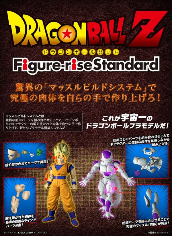 freezer Figure-rise Standard Dragon Ball