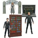 Gotham : la série 3 des figurines Select dispo à l'automne