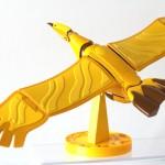 Review : Metaltech07 Le Grand Condor - Les mystérieuses Cités d'Or