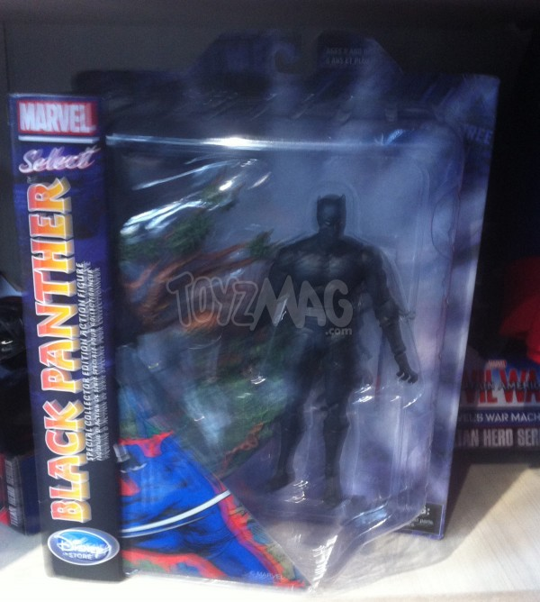 Marvel Select Black Panther Exclu Dinsey Store