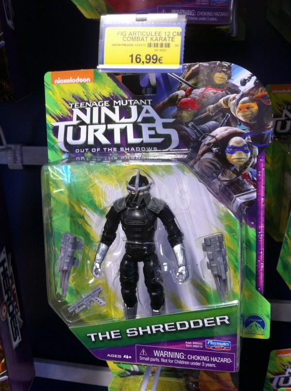 figurines et jouets Ninja Turtles 2