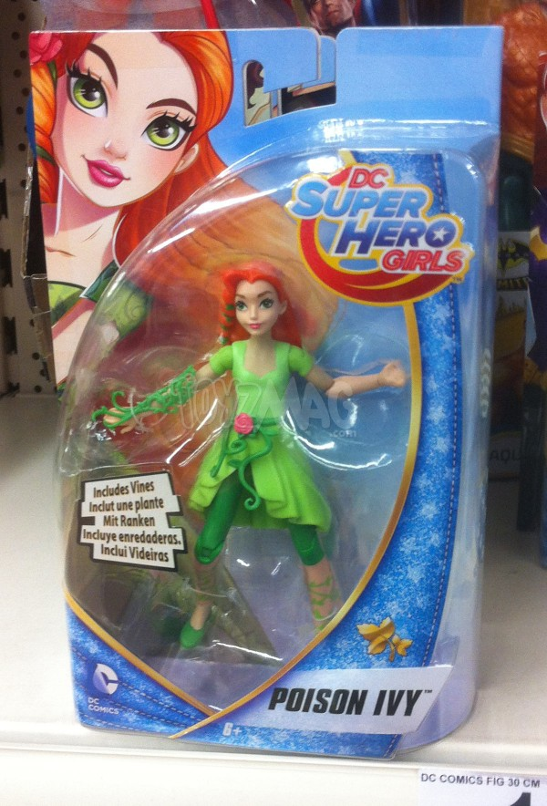 DC Super Hero Girls de Mattel