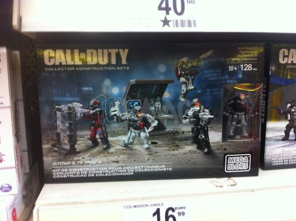Call Of Duty - Mega Bloks