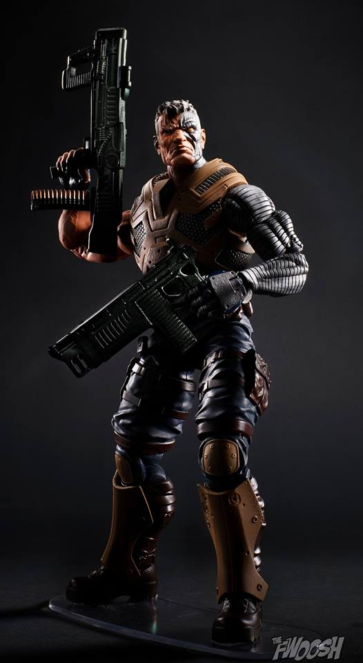 Marvel Legends X-Men series BAF Juggernaut