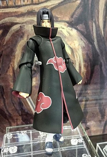 SHFiguarts Itachi Uchiwa - Naruto