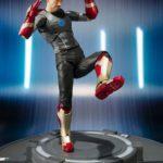 S.H. Figuarts : la figurine Tony Stark en images
