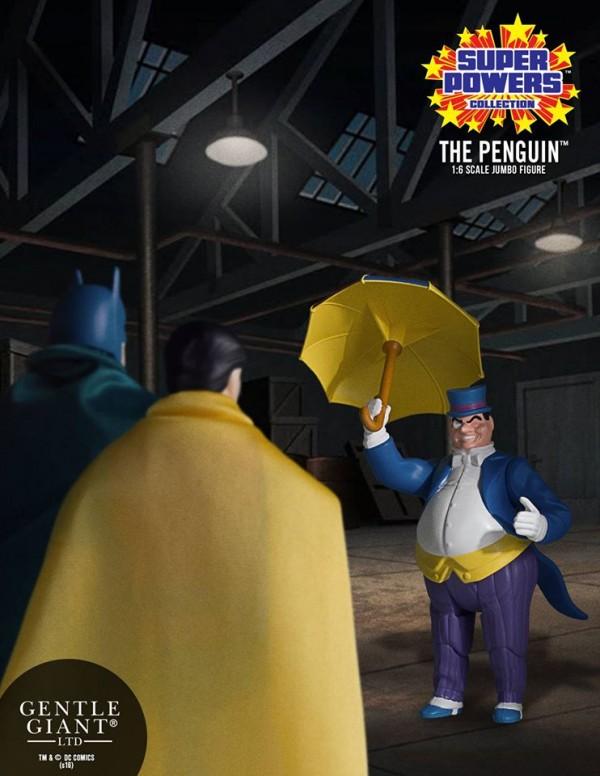 Super Powers Penguin Jumbo Figure