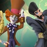 Disney Infinity : figurines Alice de l'autre côté du miroir dispo