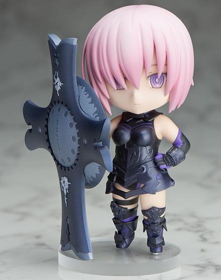 Aniplex Plus  PVC Figure CHARA FORME PLUS 《Fate/Grand Order》 Shielder/Mashu Kyrielite
