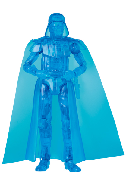 MAFEX Star Wars Darth Vader Hologram exclu Wonder Festival