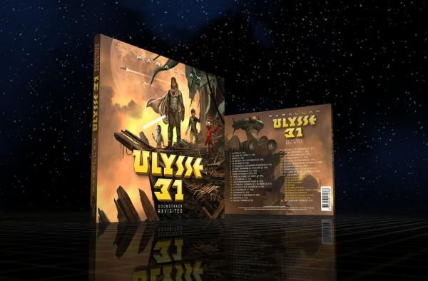ULYSSE 31 SOUNDTRACK REVISITED  Parallax - David COLIN (officiel)
