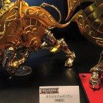 SAINT SEIYA Myth Cloth EX Soul of Gold : Aldébaran du Taureau pour novembre