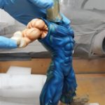 Tsume HQS Majin Vegeta SSJ – des images du proto