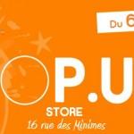 POP-UP Store Good Smile Company : première liste des ventes
