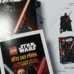 LEGO Star Wars, une drôle de Fête des pères