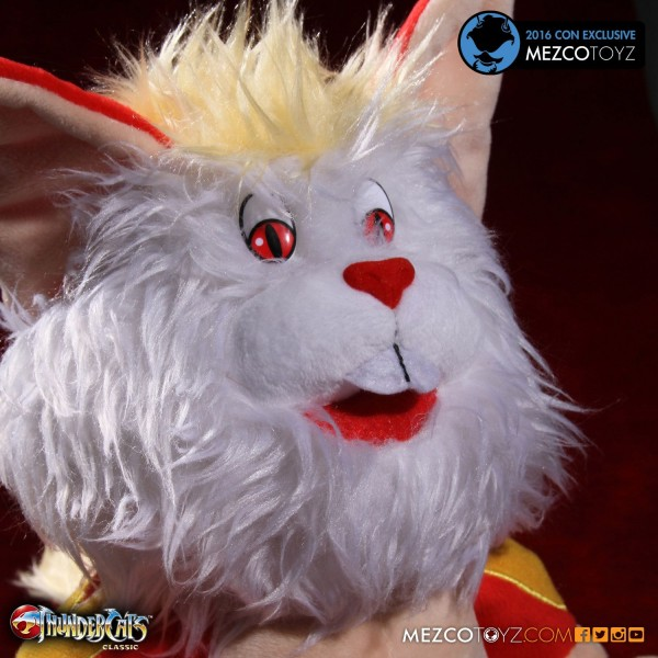 Peluche Snarf Plush Snarf Thundercats cosmocats