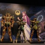 Complete Work of Saint Seiya : les douze armures d'or taille réelle !