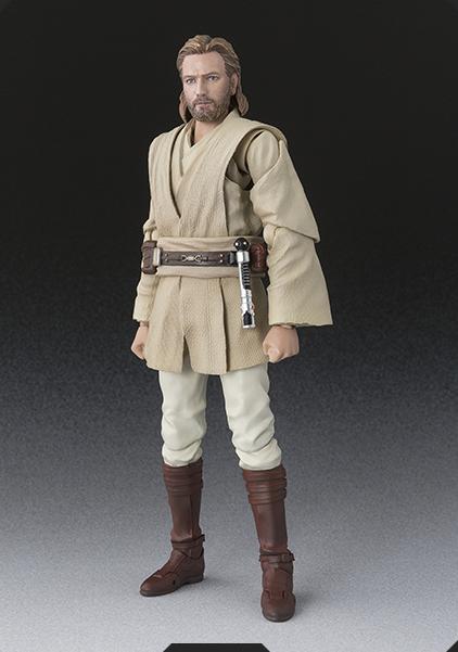 SHFiguarts Obi-Wan Kenobi Episode II