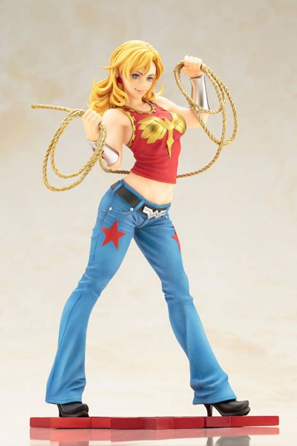 Wonder Girl Bishoujo