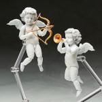 figma Angel Statues